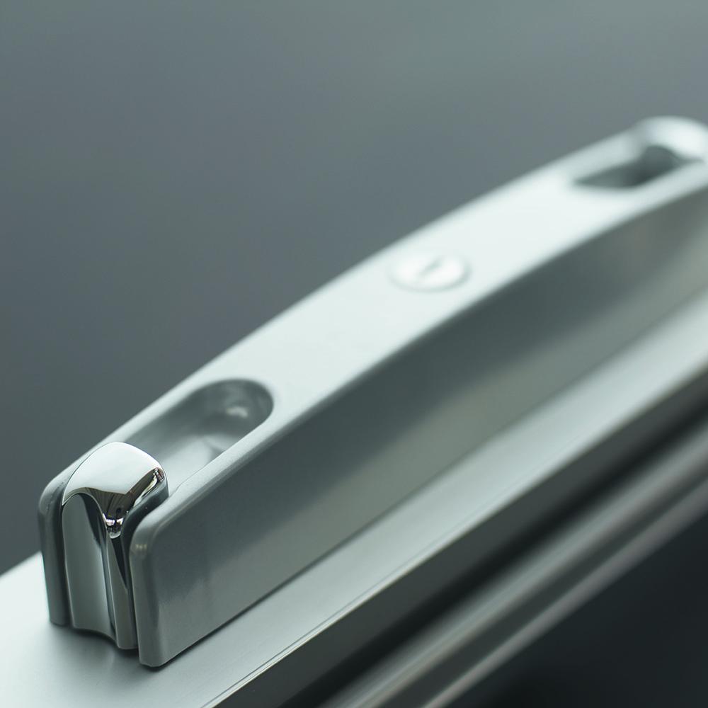 Glass Door Handle Lock