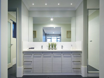 Frameless Mirrors
