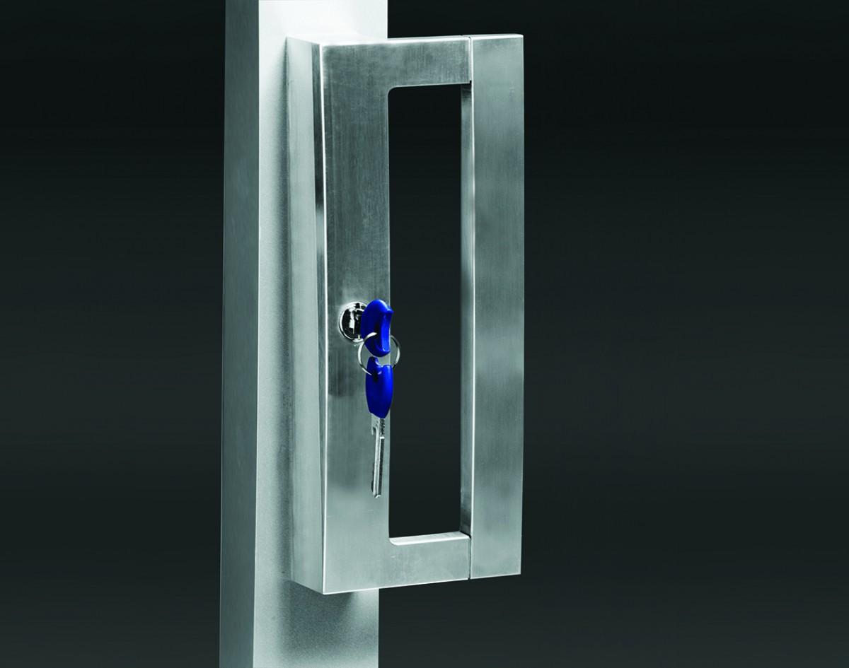 Glass Sliding Door Handle